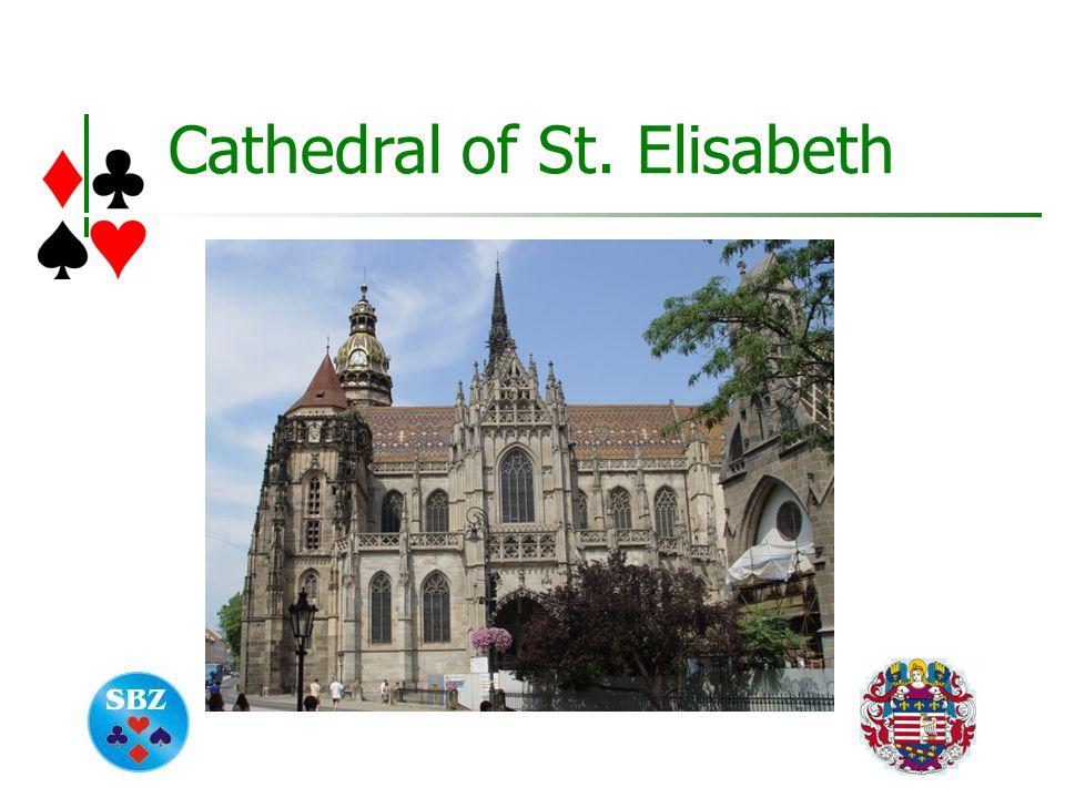 Cathedral of St. Elisabeth