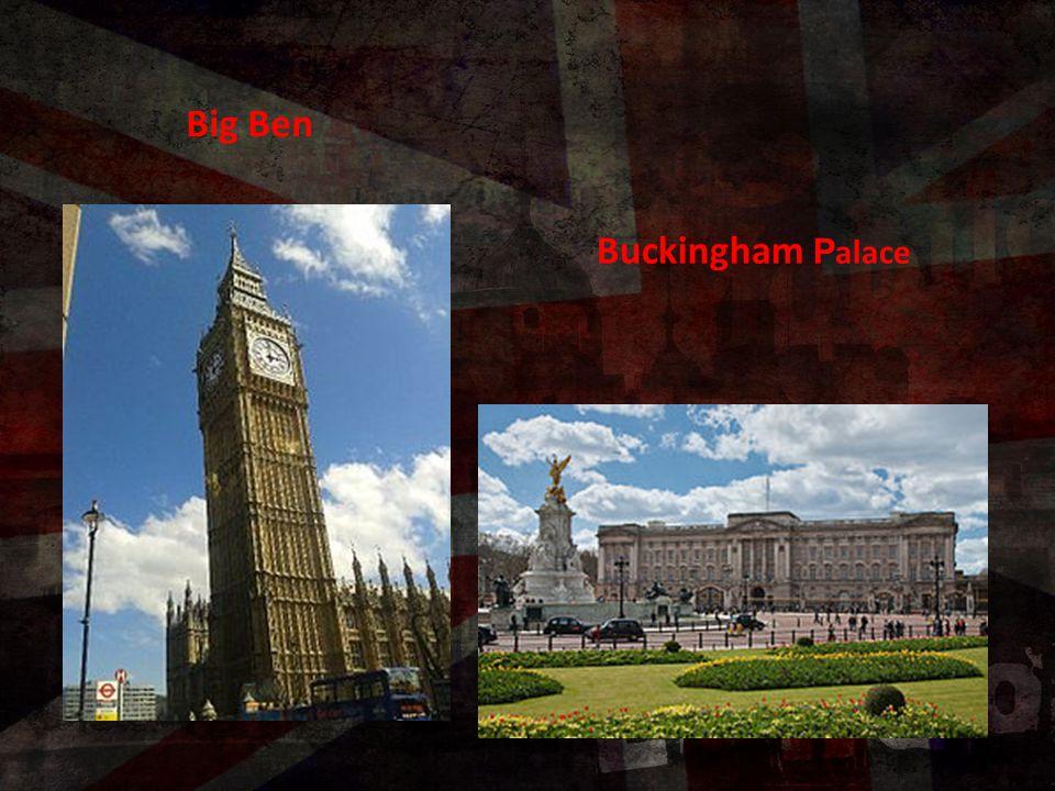 Big Ben Buckingham P alace