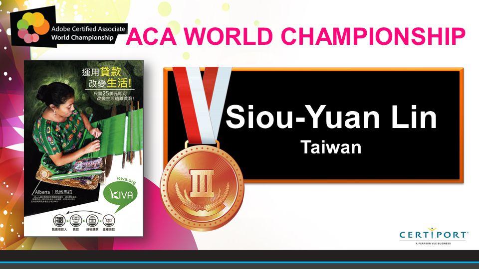 Siou-Yuan Lin Taiwan Siou-Yuan Lin Taiwan
