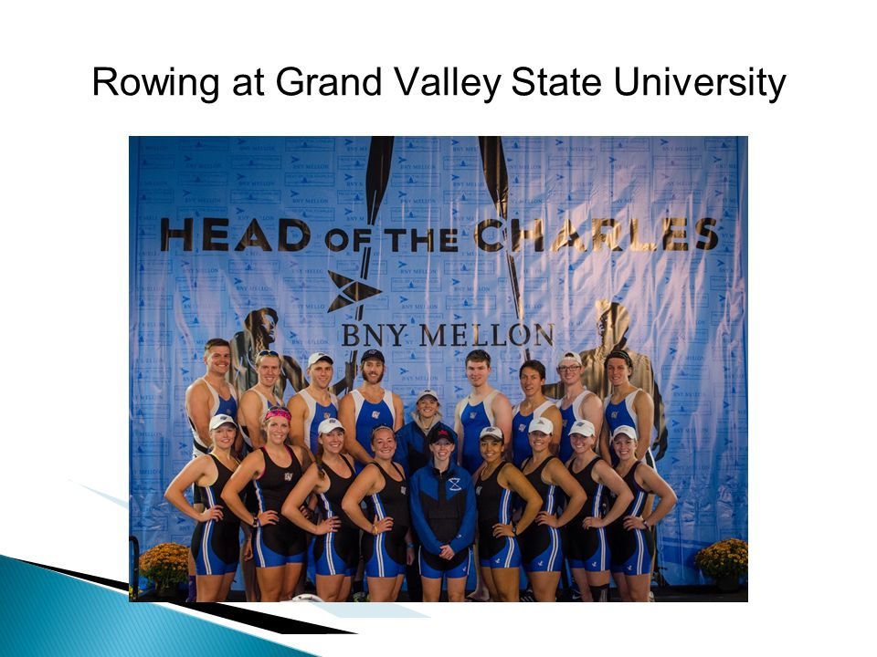 Rowing at Grand Valley State University