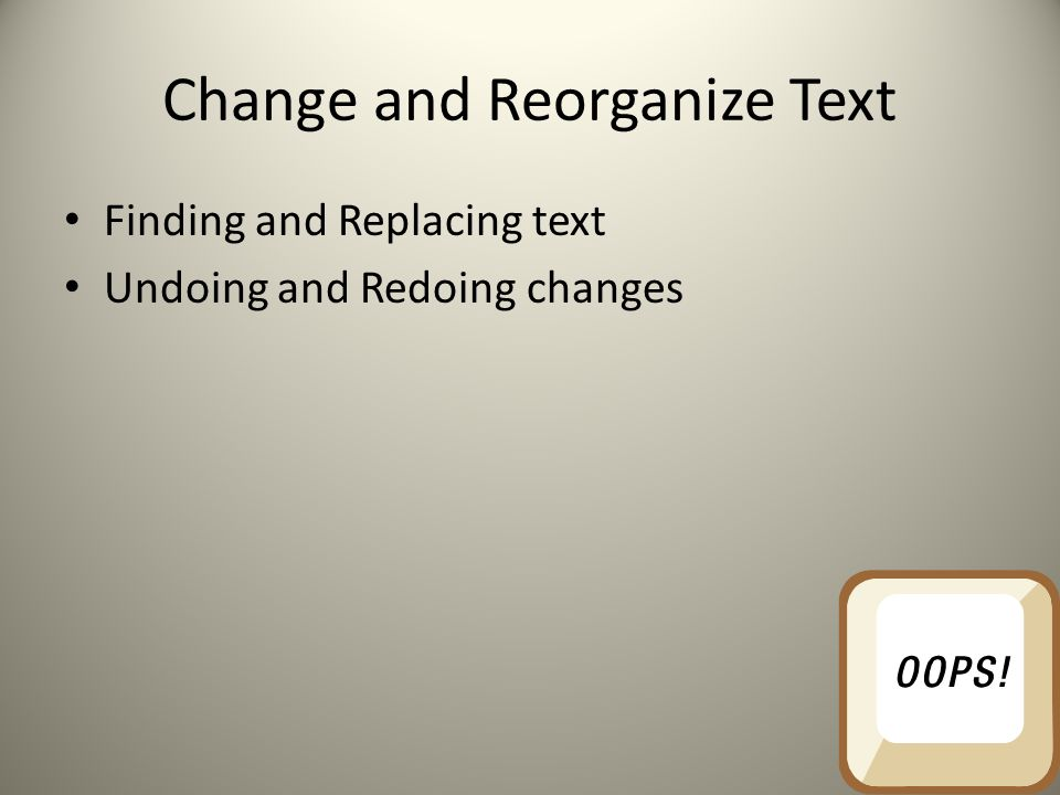 Change Document and Paragraph Layout Changing line spacing Adding space after paragraphs