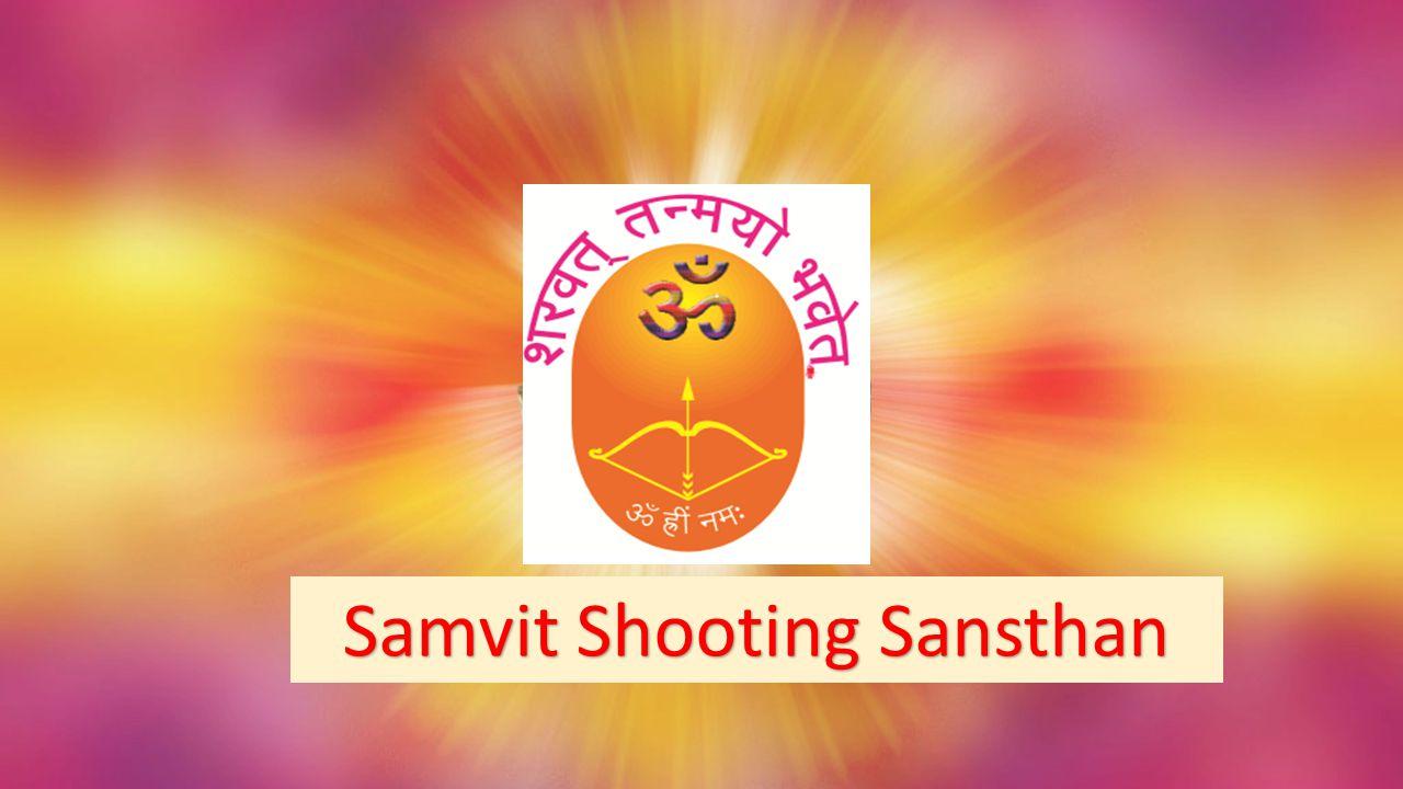 Prayer of Samvit Shooting Sansthan