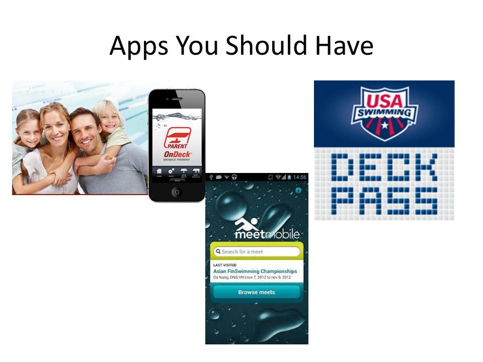 Apps You Should Have