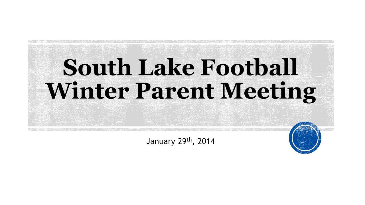 SOCIAL MEDIA South Lake Football Website: http://www.southlakecavsfootball.com South Lake Football on Twitter: Follow @SLCavsFootball South Lake Football Email: southlakecavsfootball@yahoo.com