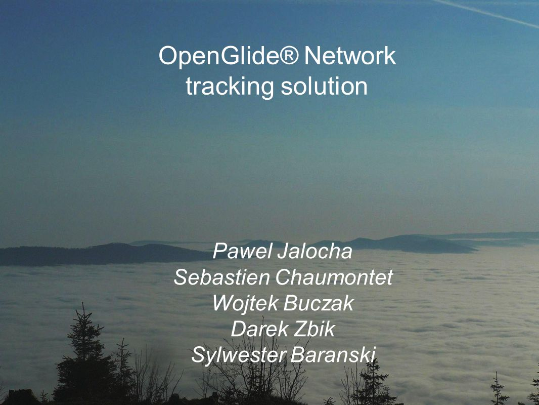 OpenGlide® – onboard the glider …or delta, small airplance, helicopter…