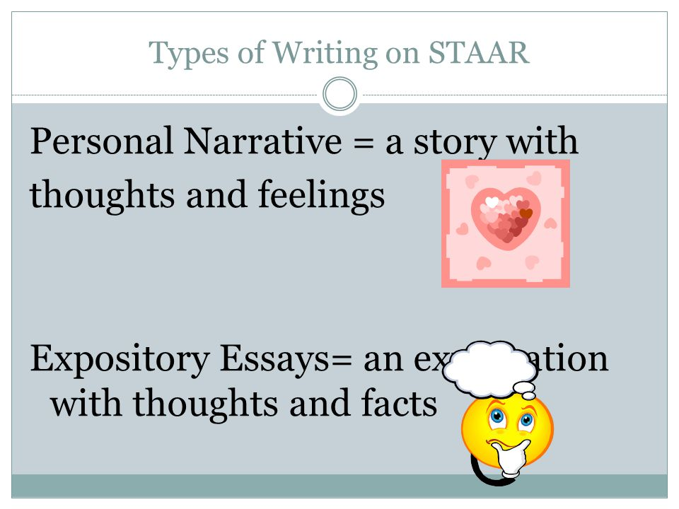 Prewriting Strategies For a personal narrative use a plot diagram or sequence/story map.