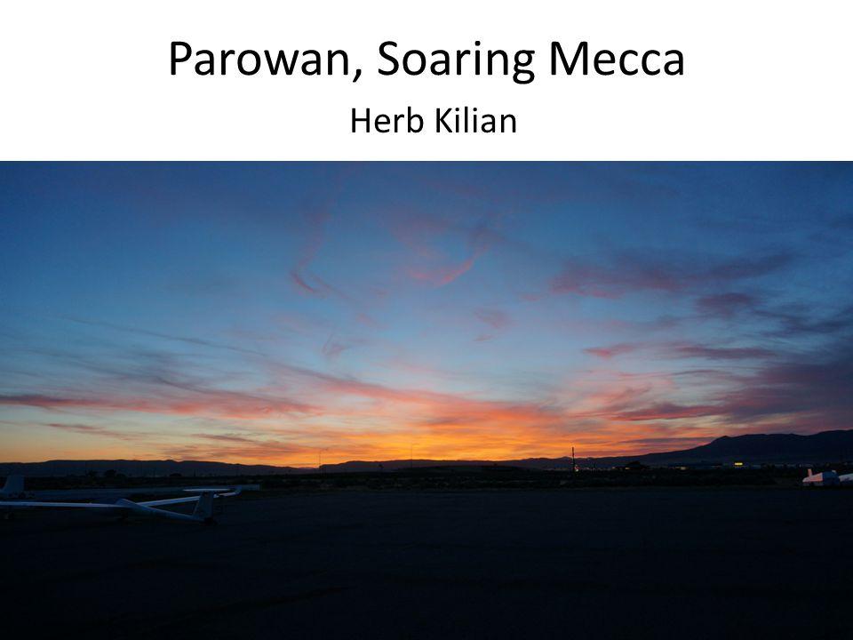 Parowan, Soaring Mecca Herb Kilian