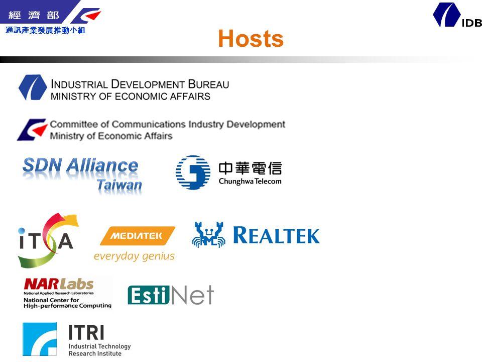 通訊產業發展推動小組 Hosts