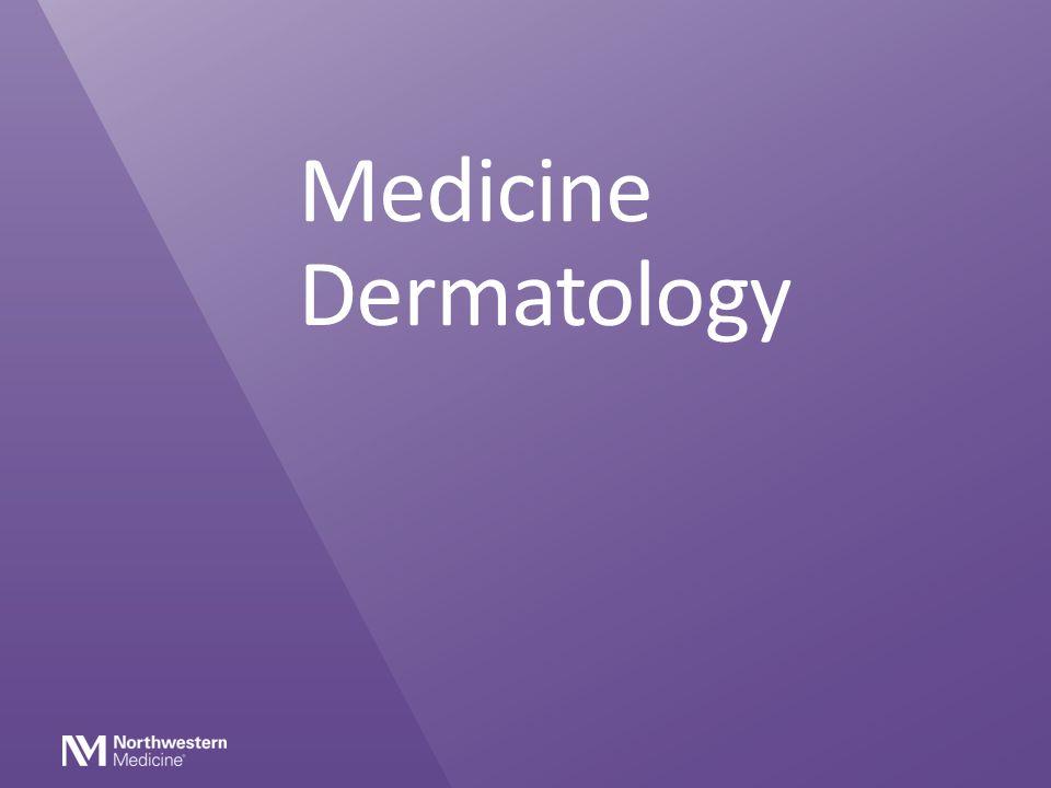 Medicine Dermatology