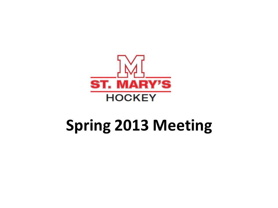 Spring 2013 Meeting