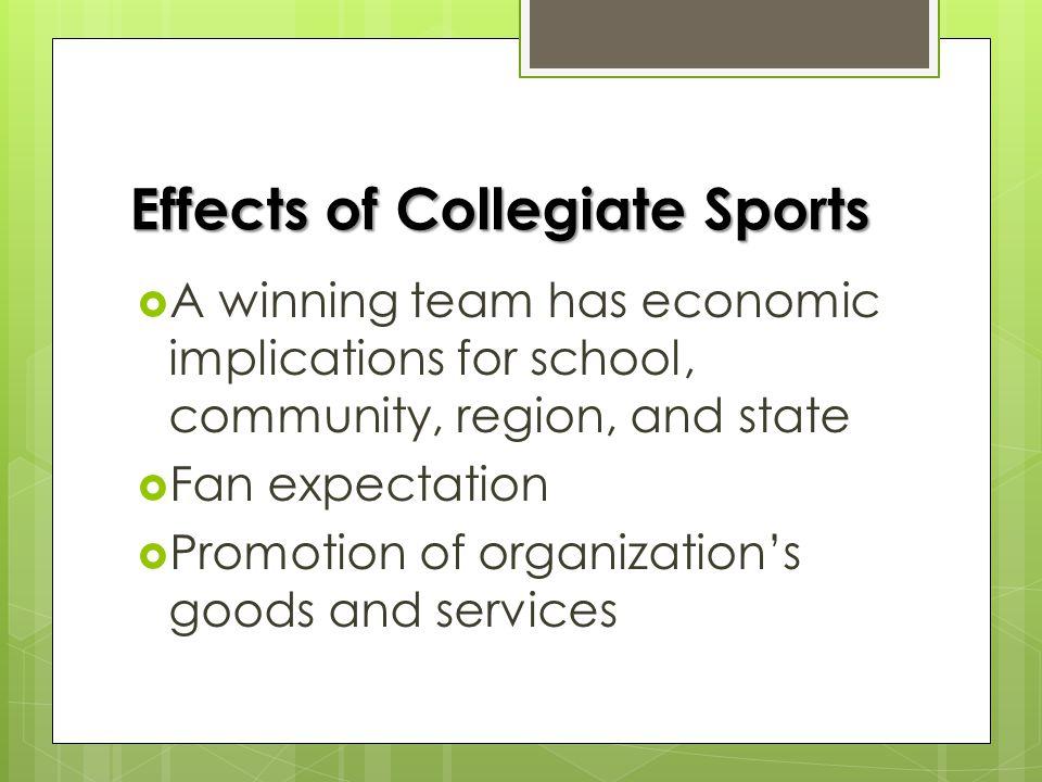 Economic Benefits In 1987, the Minnesota State Legislature created Minnesota Amateur Sports Commission.