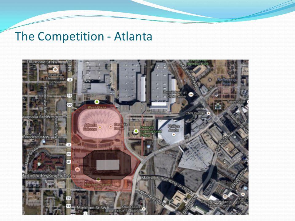 The Competition - Atlanta