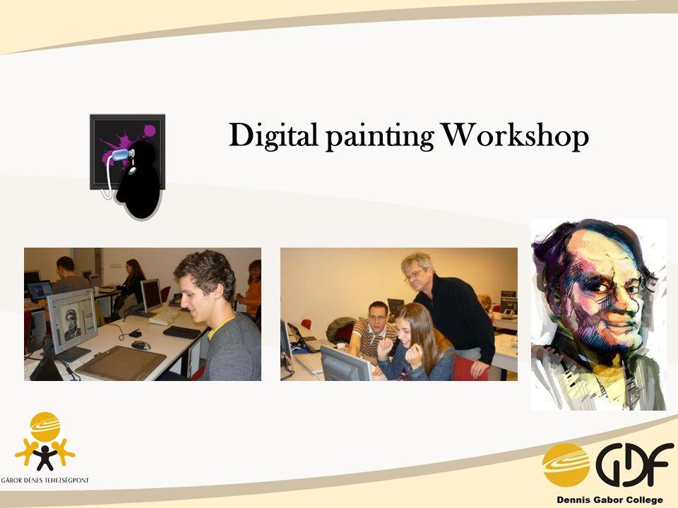 Digital painting Workshop