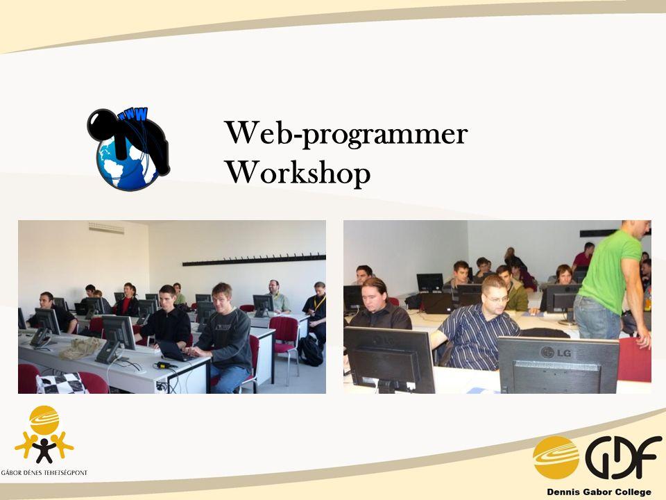 Web-programmer Workshop