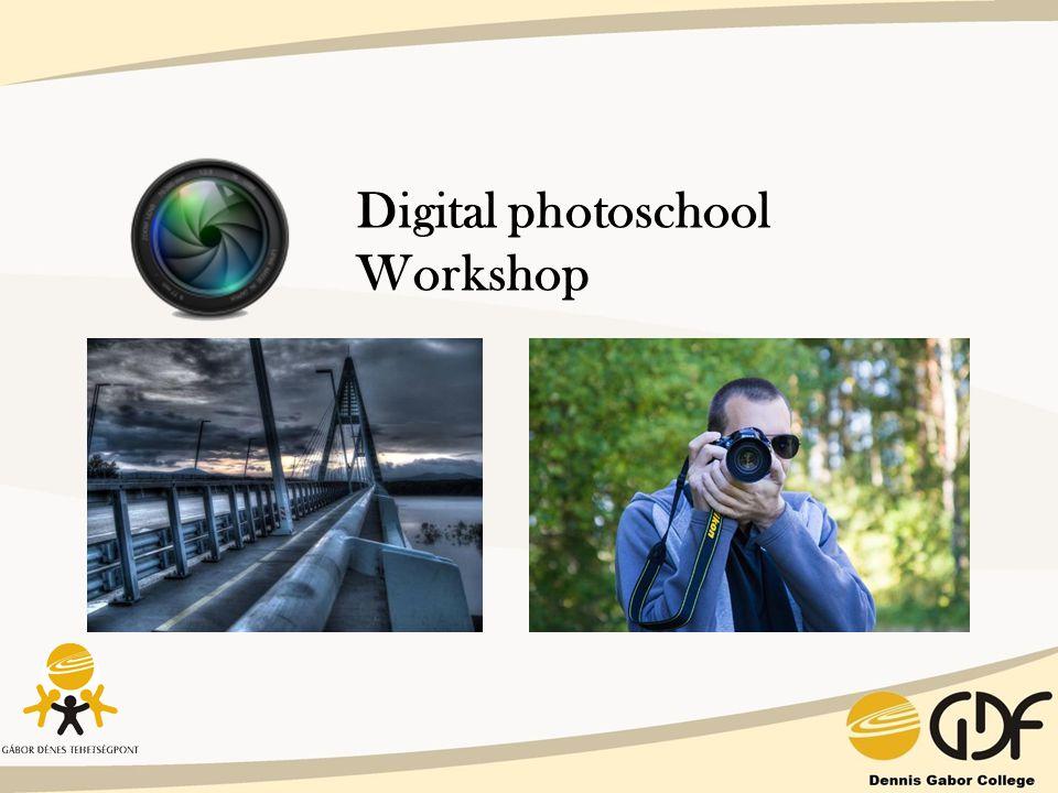 Digital photoschool Workshop