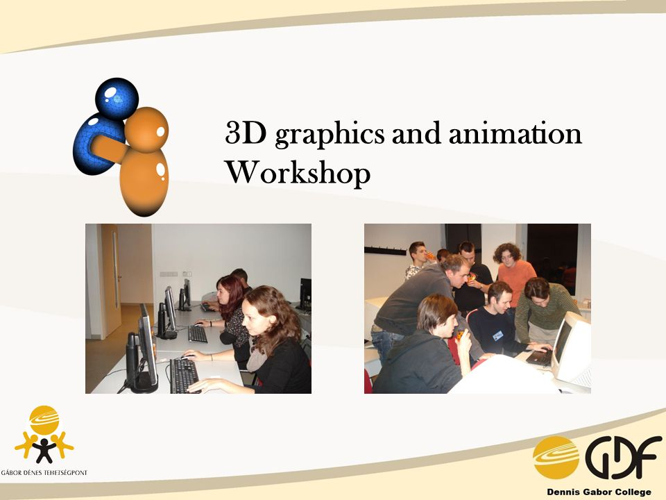 3D graphics and animation Workshop