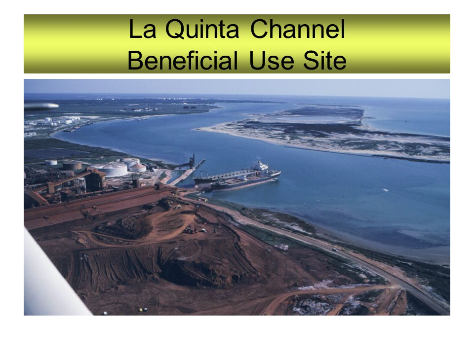 La Quinta Channel Beneficial Use Site