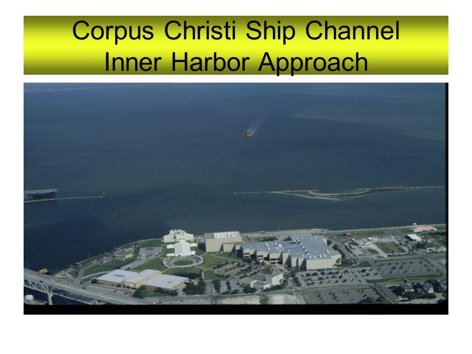 Corpus Christi Ship Channel Inner Harbor Approach