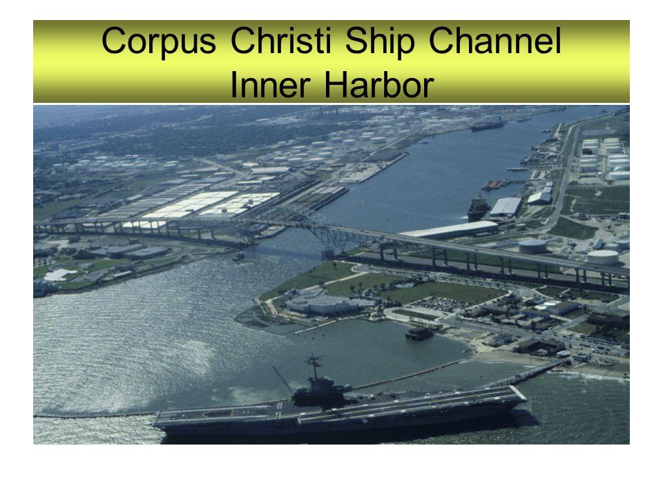 Corpus Christi Ship Channel Inner Harbor