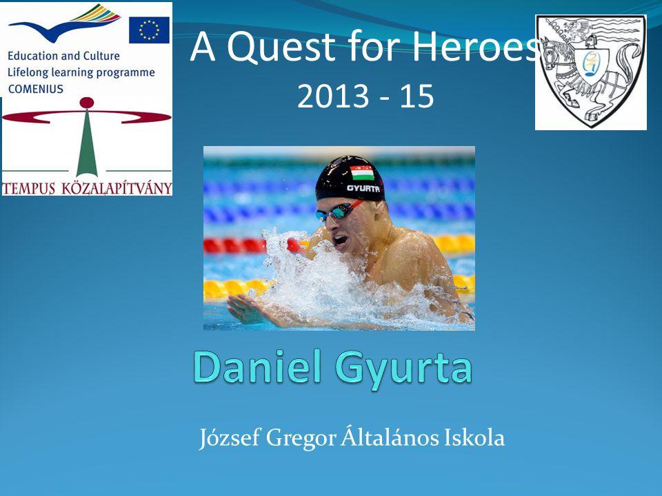 József Gregor Általános Iskola A Quest for Heroes 2013 - 15