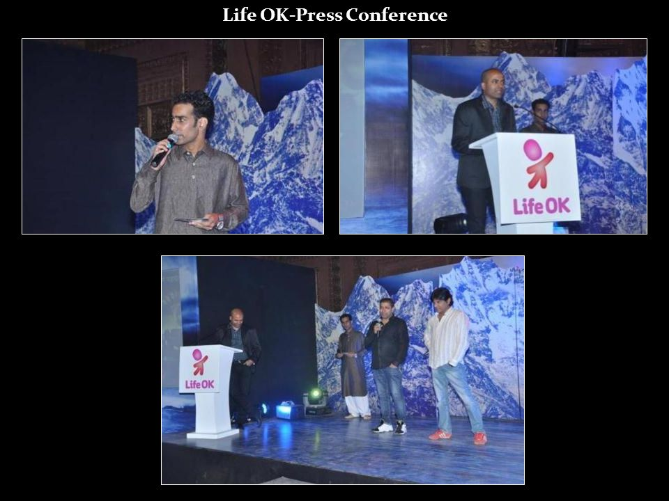 Life OK-Press Conference