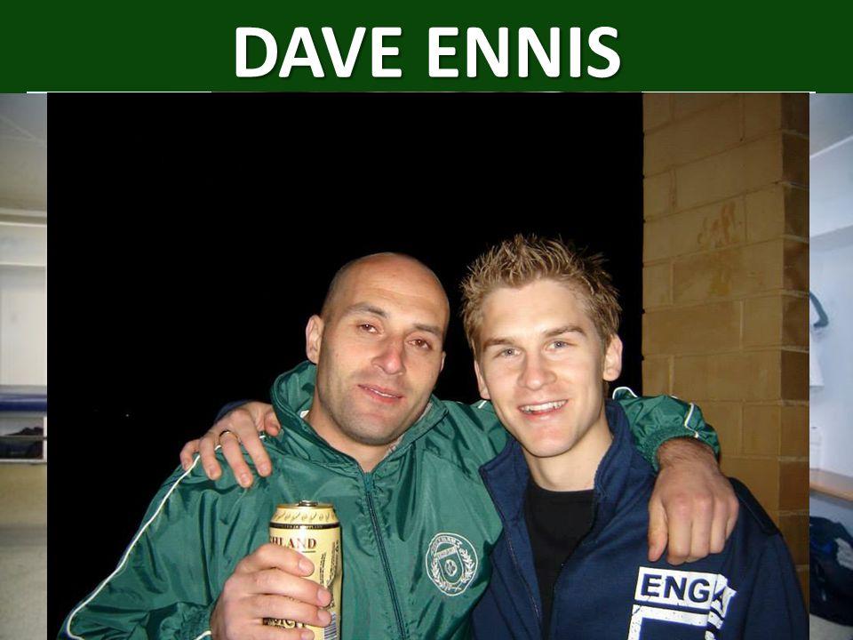 DAVE ENNIS