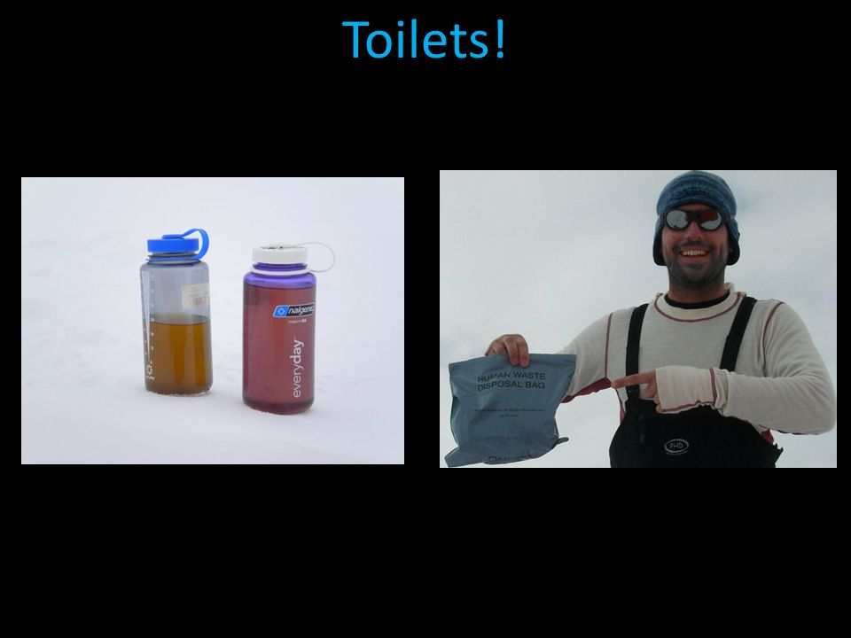 Toilets!