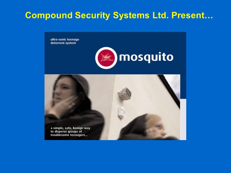Compound Security Systems Ltd. Present…