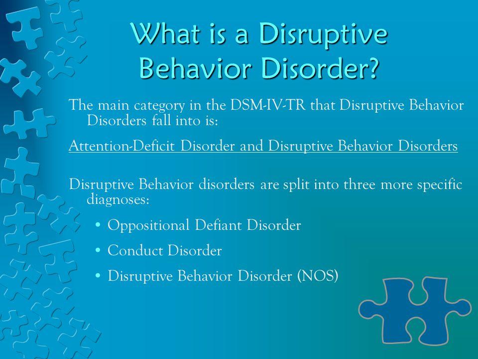 Oppositional Defiant Disorder (ODD) DSM-IV-TR Definition 2 A pattern of negativistic, hostile, disobedient and defiant behaviors.