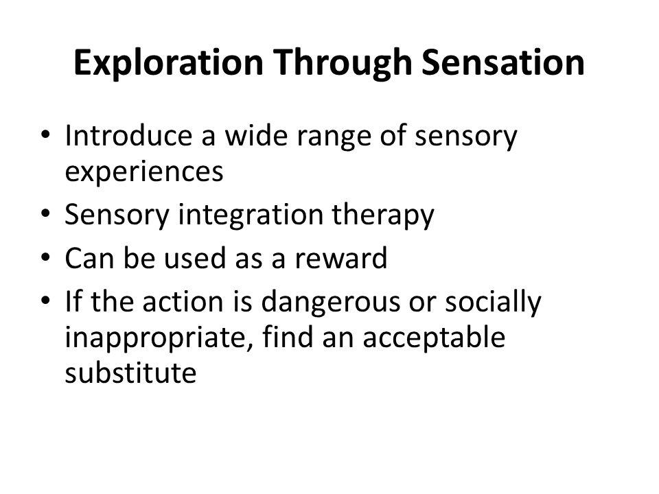 3:To Block Sensory Overload.
