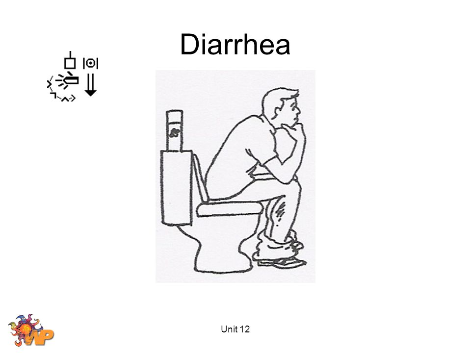 Unit 12 Diarrhea