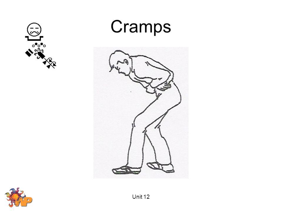 Unit 12 Cramps