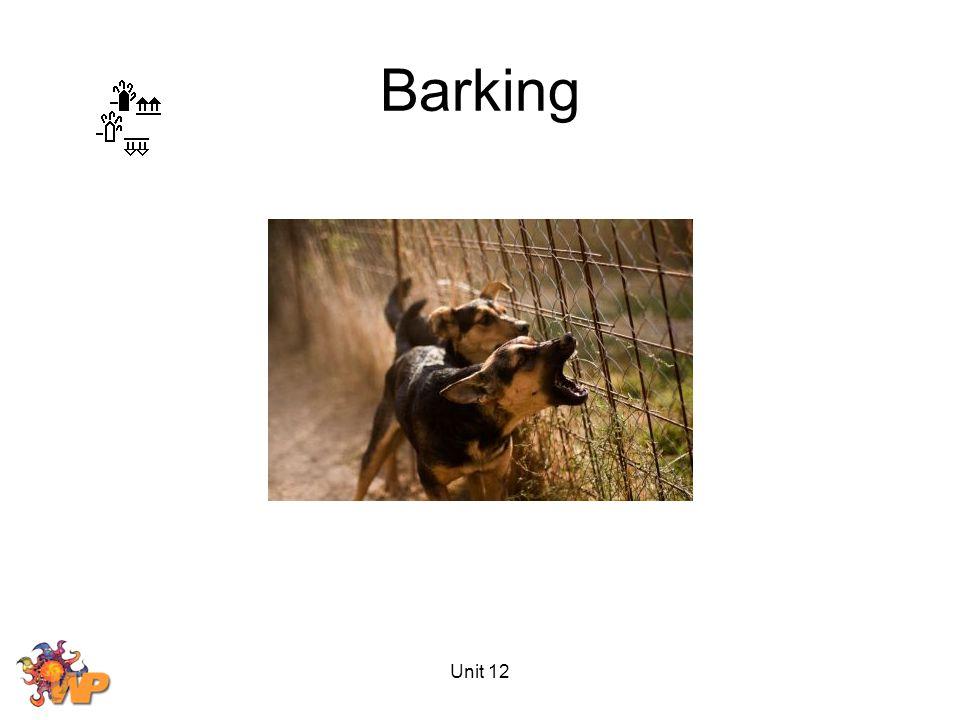 Unit 12 Barking