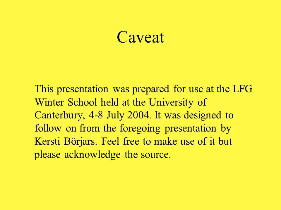 Empty category phenomena in LFG Nigel Vincent University of Manchester