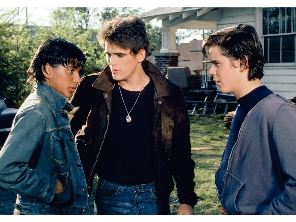 The Outsiders – Chapters 7 - 9 2.Why did Randy want to talk to Pony.