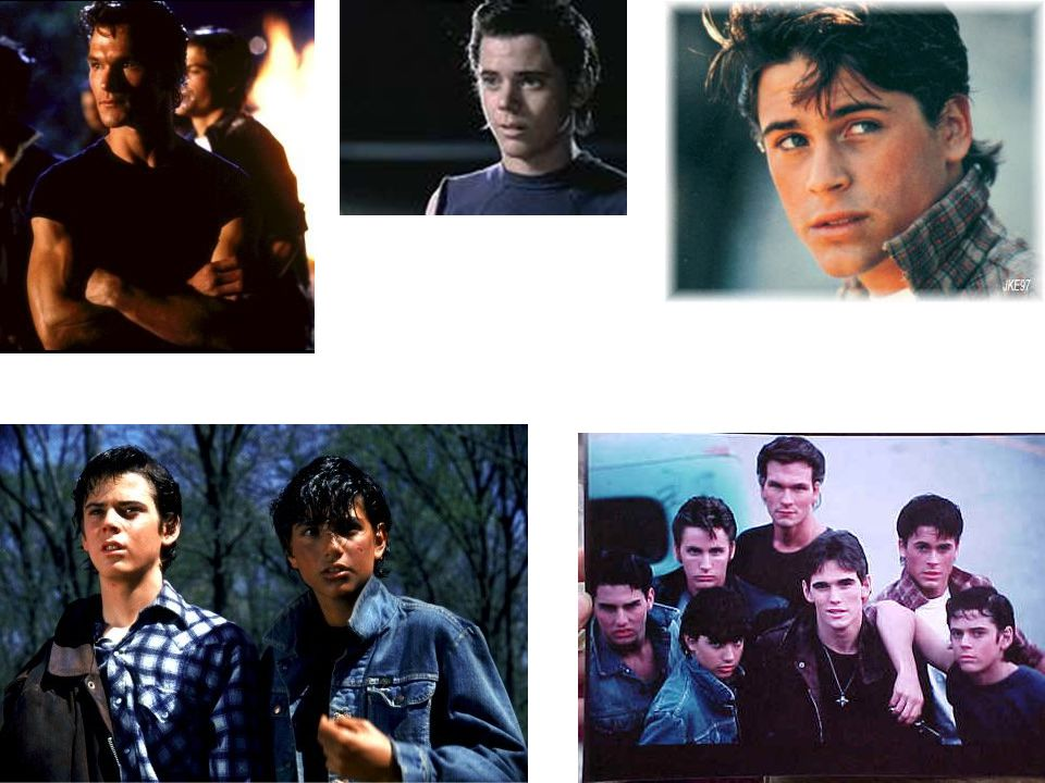 The Outsiders – Chapters 10 - 12 1.