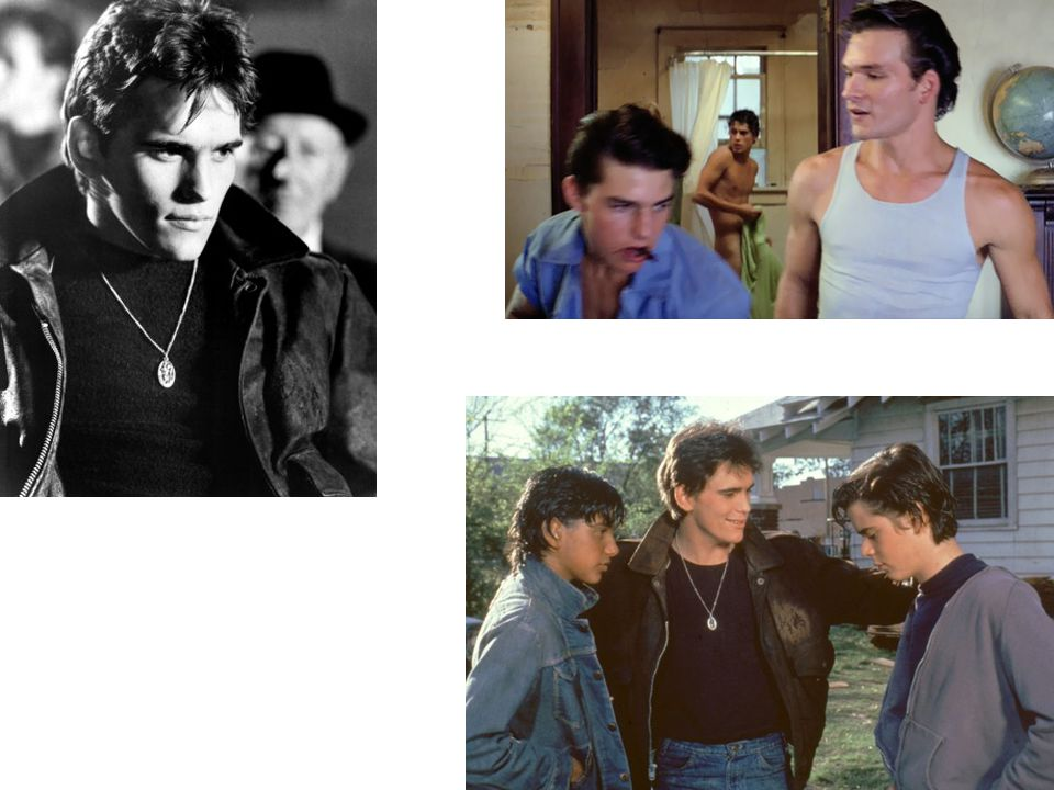 The Outsiders – Chapters 10 - 12 5.What was Pony s reaction when Randy talked about Johnny.