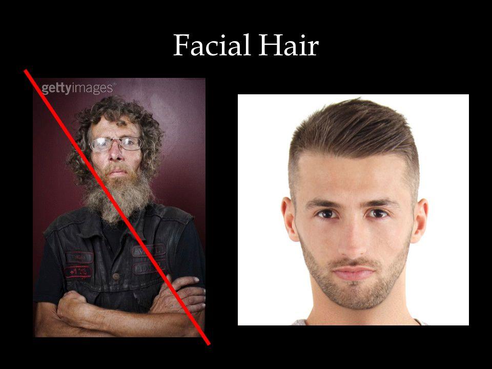 Well-groomed Hair