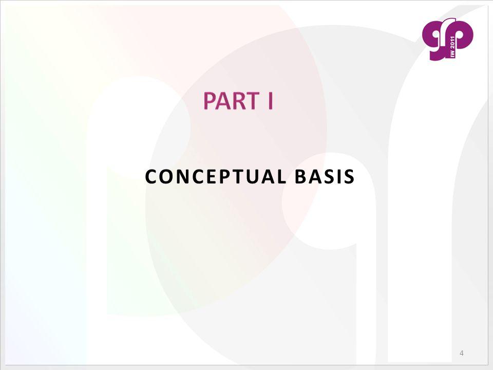4 CONCEPTUAL BASIS