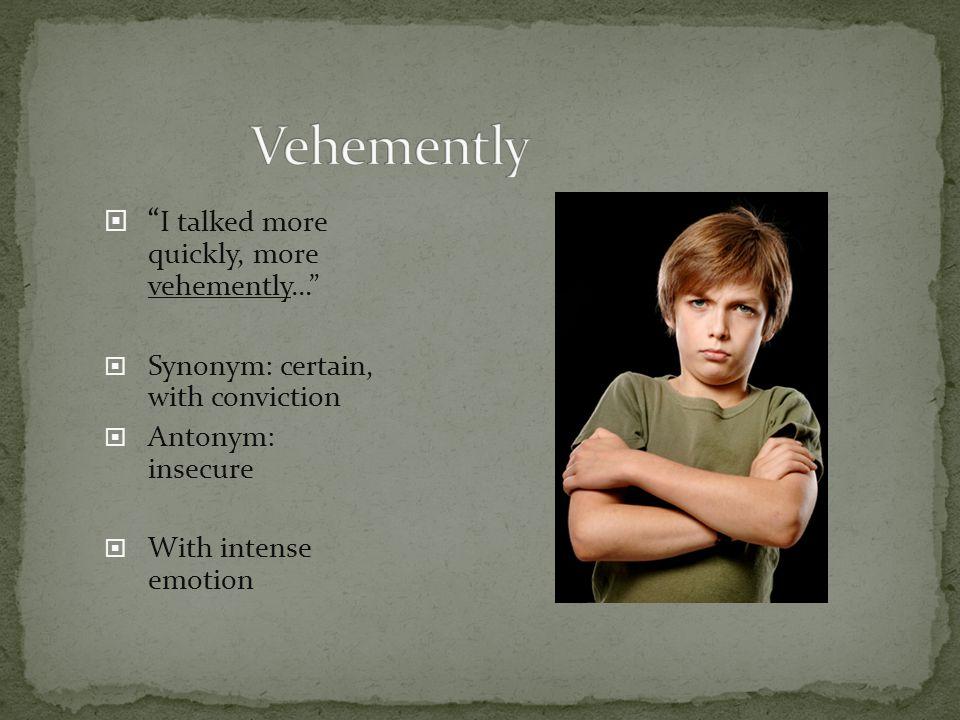 Synonym of certain
