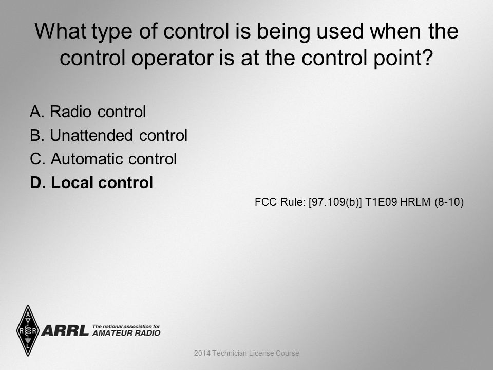 A. Radio control B. Unattended control C. Automatic control D.