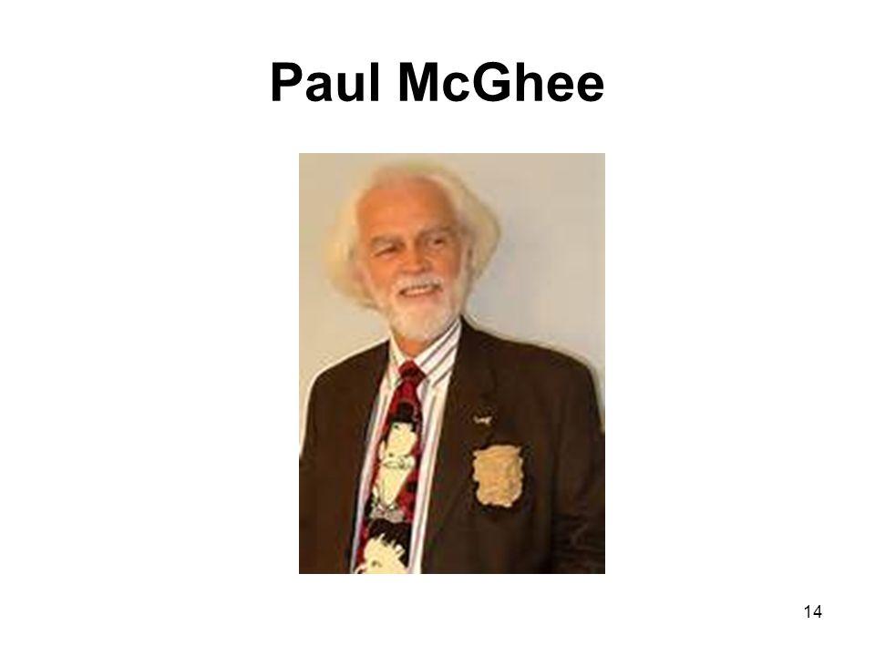Paul McGhee 14