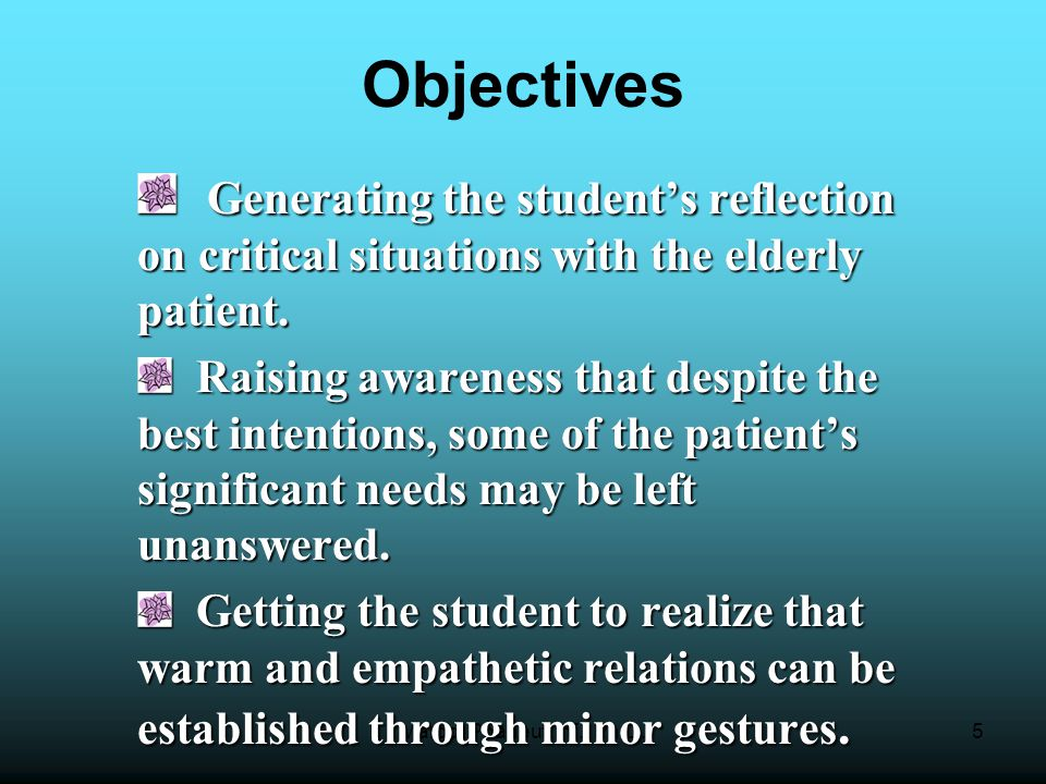 Margot Phaneuf, inf., Ph.D.6 Objectives Getting students to understand that ethical principles apply to everyday caregiving activities.