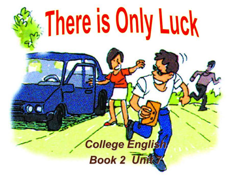 College English Book 2 Unit 7
