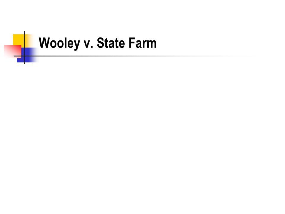Wooley v. State Farm