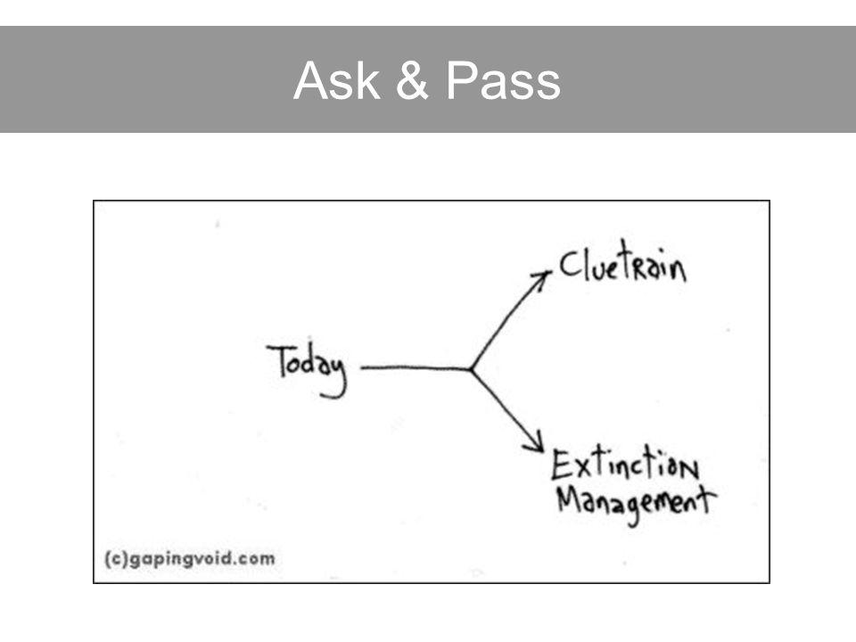 Ask & Pass