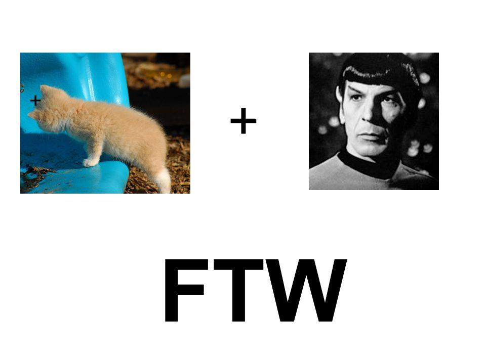 + + FTW