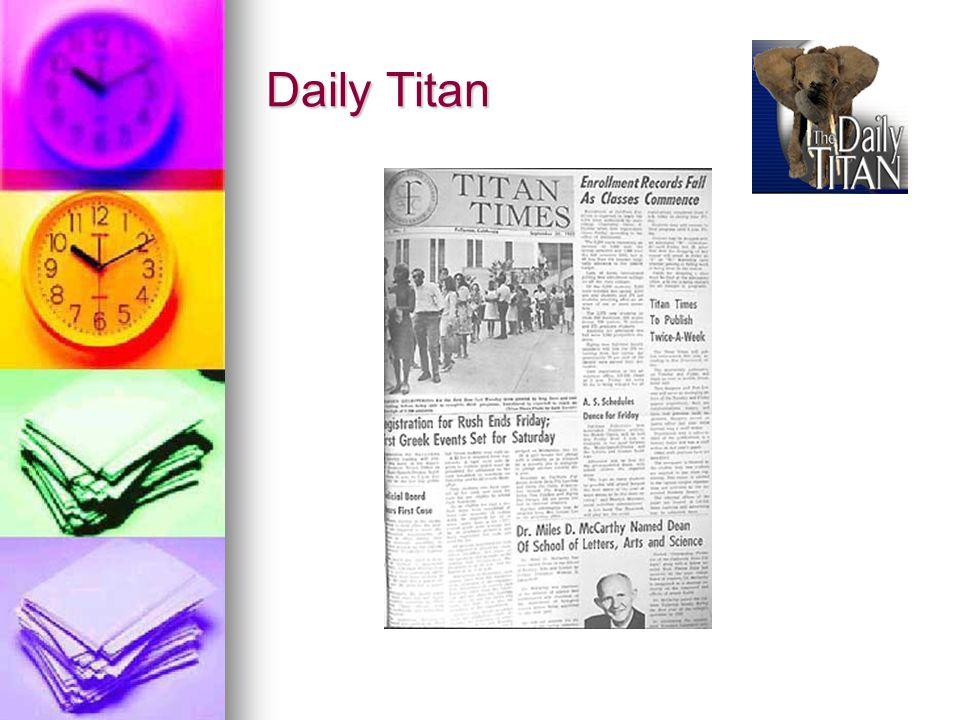 Daily Titan