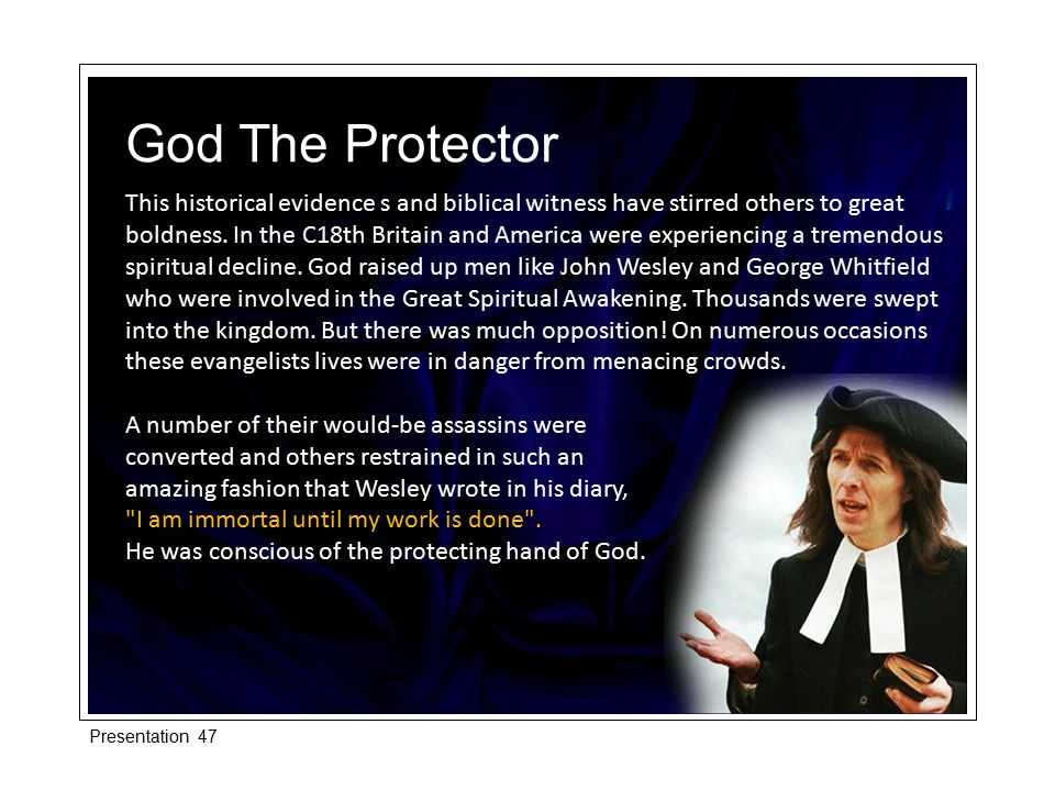 This historical evidence s and biblical witness have stirred others to great boldness.