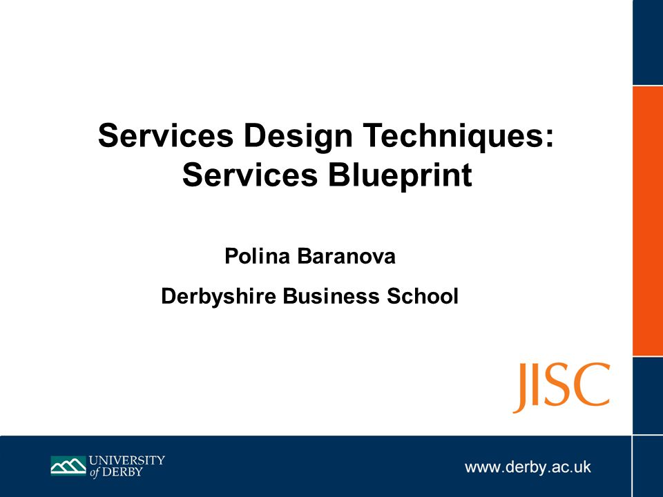 Developing a Blueprint Identify key activities in creating and delivering service Define big picture before drilling down to obtain a higher level of detail Distinguish between front stage and back stage Clarify interactions between customers and staff, and support by backstage activities and systems Identify potential fail points; take preventive measures; prepare contingency Develop standards for execution of each activity— times for task completion, maximum wait times, and scripts to guide interactions between employees and customers